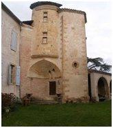 chateau de Latoue