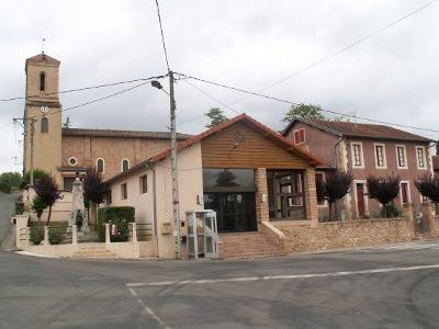 Eglise de Latoue